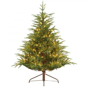 Table Top Deluxe Trees 4.5'
